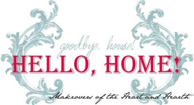 *Goodbye, House! Hello, Home!
