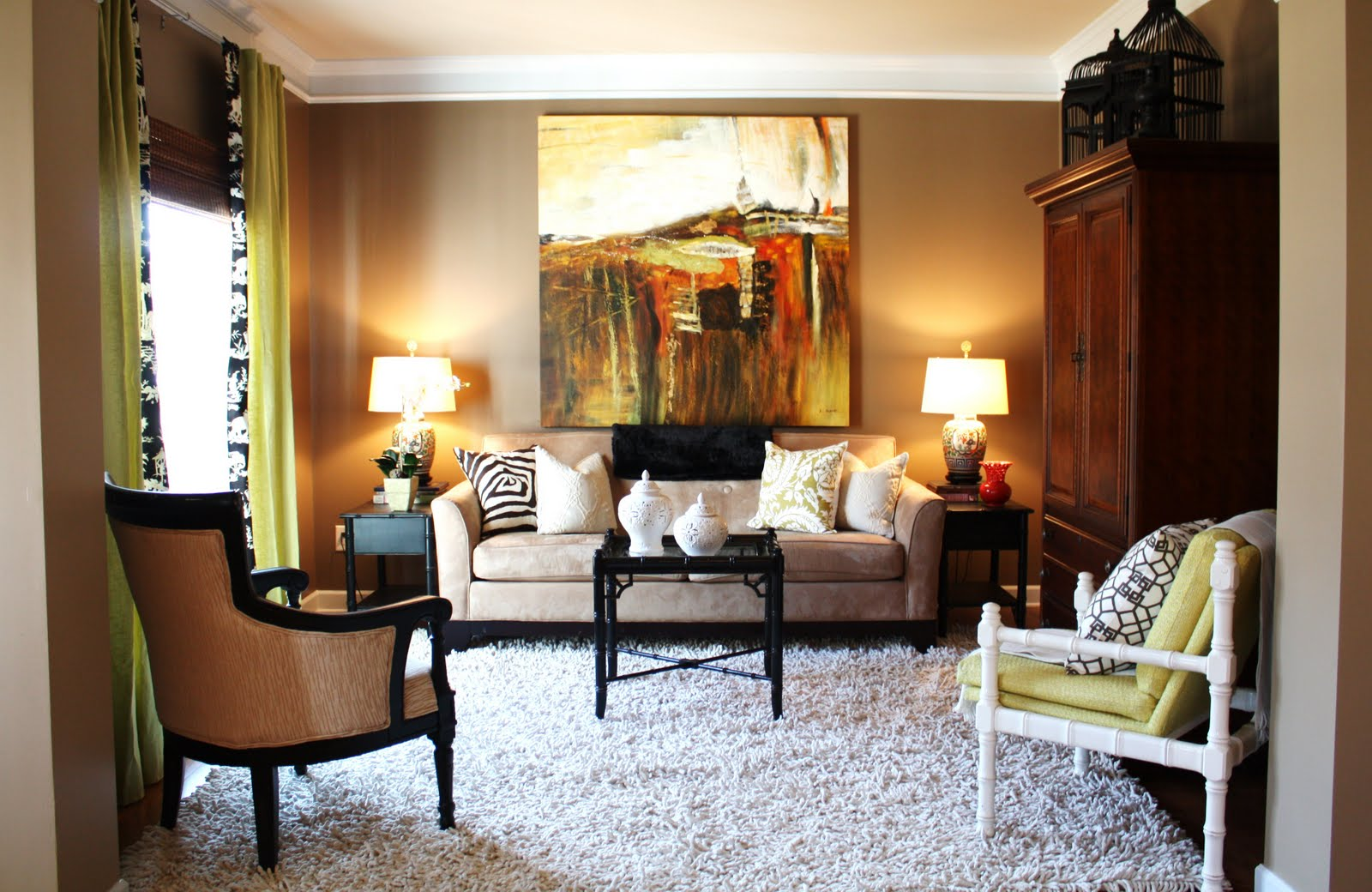 House Tour: Emily A. Clark | Taylor Made Home: The Blog